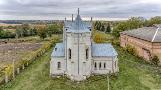 St. Michael Church, Krasnopil, Ukraine, photo 6