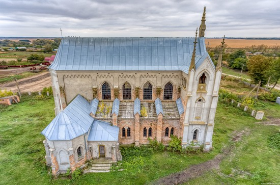 St. Michael Church, Krasnopil, Ukraine, photo 8