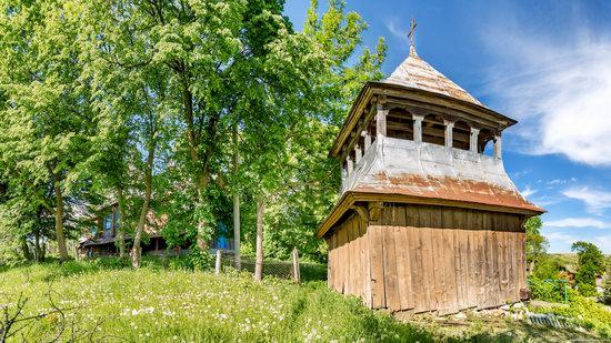 St. Nicholas Church, Nadrichne, Ternopil region, Ukraine, photo 10