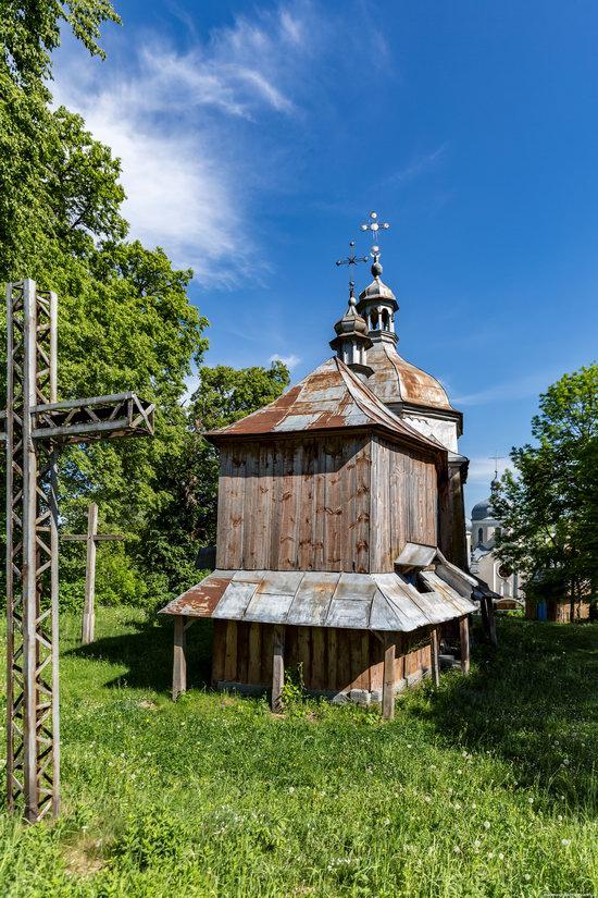 St. Nicholas Church, Nadrichne, Ternopil region, Ukraine, photo 6