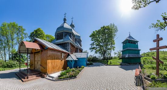 Church of St. Paraskeva in Pluhiv, Lviv region, Ukraine, photo 10