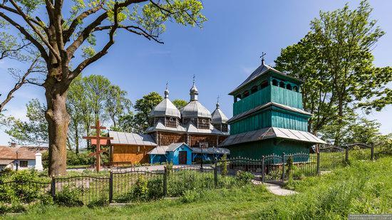 Church of St. Paraskeva in Pluhiv, Lviv region, Ukraine, photo 11
