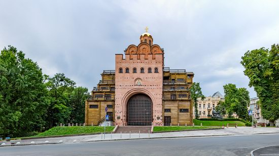 The Golden Gate of Kyiv, Ukraine, photo 1