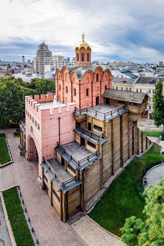 The Golden Gate of Kyiv, Ukraine, photo 16