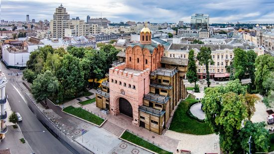 The Golden Gate of Kyiv, Ukraine, photo 3