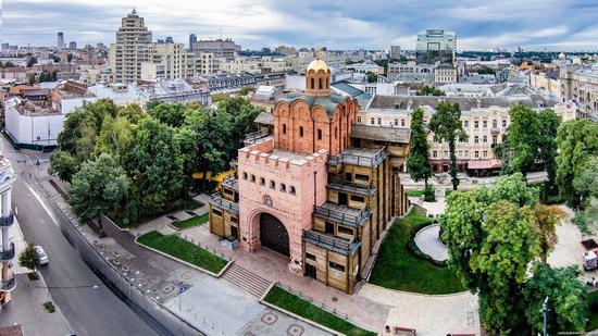 The Golden Gate of Kyiv, Ukraine, photo 3