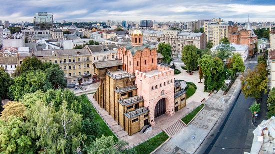 The Golden Gate of Kyiv, Ukraine, photo 4