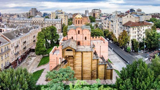The Golden Gate of Kyiv, Ukraine, photo 5