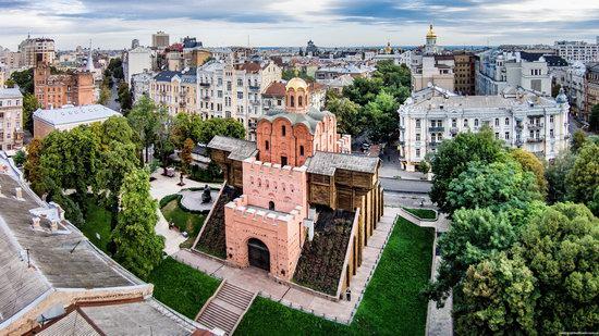 The Golden Gate of Kyiv, Ukraine, photo 6