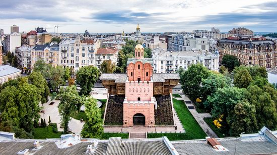 The Golden Gate of Kyiv, Ukraine, photo 7