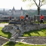 """Museum of Miniatures """"Castles of Ukraine"""" in Kamianets-Podilskyi"""