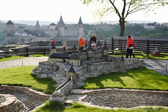 Museum of Miniatures Castles of Ukraine in Kamianets-Podilskyi, photo 1