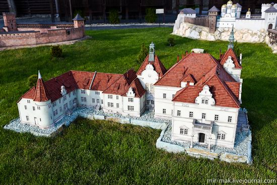 Museum of Miniatures Castles of Ukraine in Kamianets-Podilskyi, photo 13