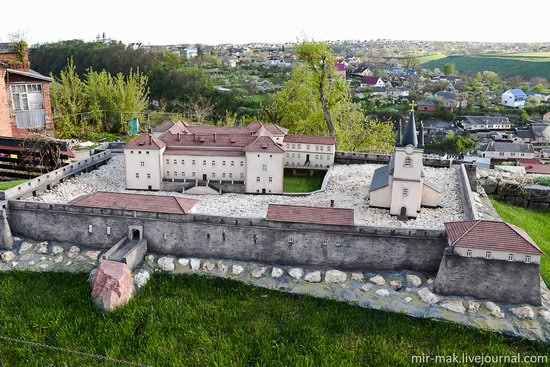 Museum of Miniatures Castles of Ukraine in Kamianets-Podilskyi, photo 14