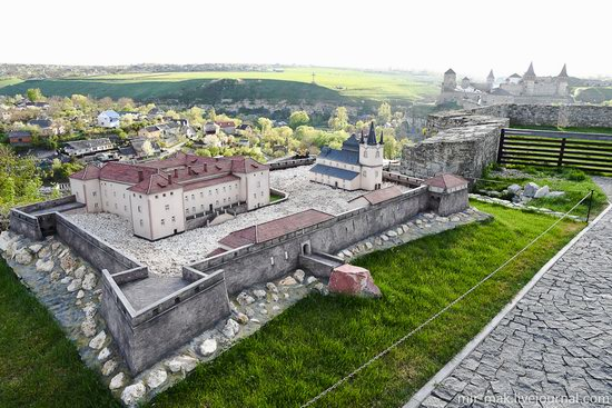 Museum of Miniatures Castles of Ukraine in Kamianets-Podilskyi, photo 15