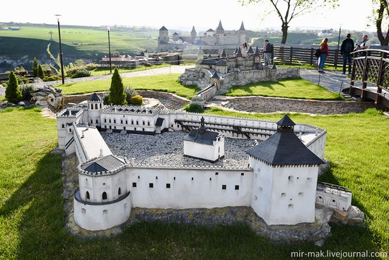 Museum of Miniatures Castles of Ukraine in Kamianets-Podilskyi, photo 19