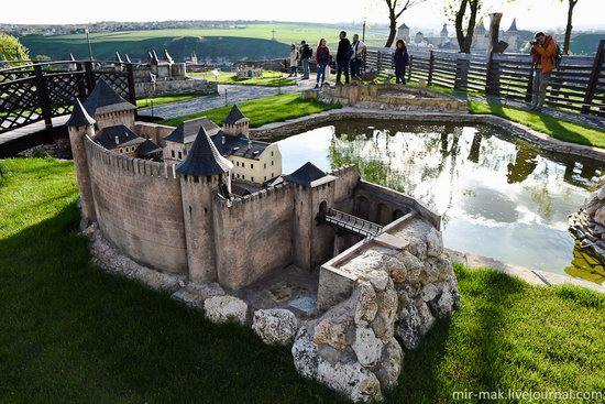 Museum of Miniatures Castles of Ukraine in Kamianets-Podilskyi, photo 20