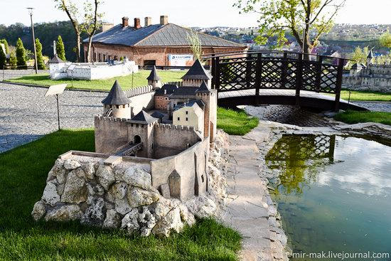 Museum of Miniatures Castles of Ukraine in Kamianets-Podilskyi, photo 21