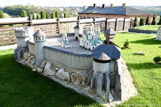 Museum of Miniatures Castles of Ukraine in Kamianets-Podilskyi, photo 27