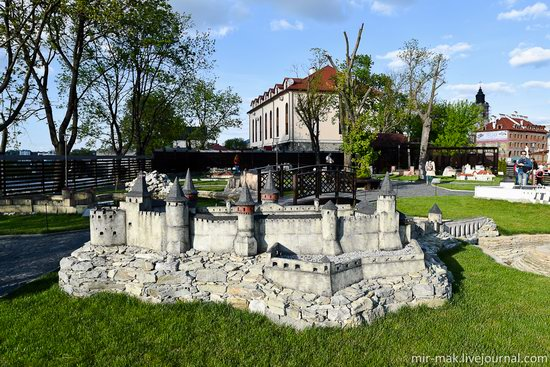 Museum of Miniatures Castles of Ukraine in Kamianets-Podilskyi, photo 29