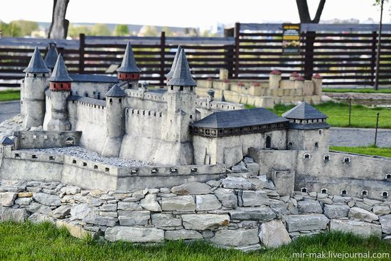 Museum of Miniatures Castles of Ukraine in Kamianets-Podilskyi, photo 30