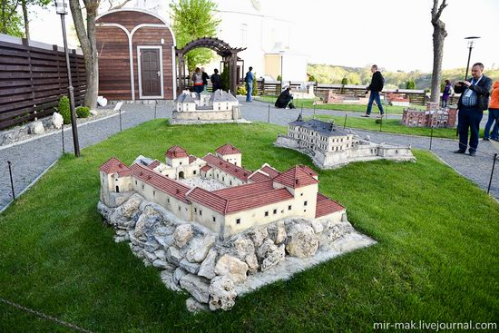 Museum of Miniatures Castles of Ukraine in Kamianets-Podilskyi, photo 4