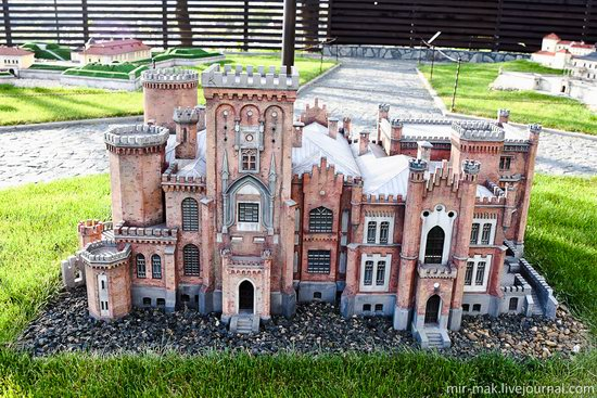 Museum of Miniatures Castles of Ukraine in Kamianets-Podilskyi, photo 6