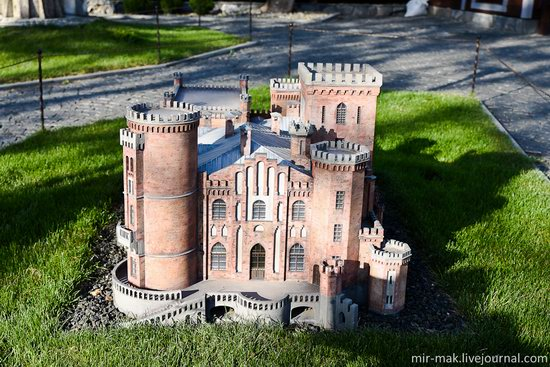 Museum of Miniatures Castles of Ukraine in Kamianets-Podilskyi, photo 7