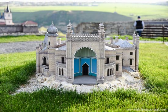 Museum of Miniatures Castles of Ukraine in Kamianets-Podilskyi, photo 8