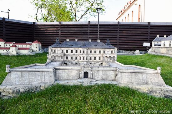 Museum of Miniatures Castles of Ukraine in Kamianets-Podilskyi, photo 9