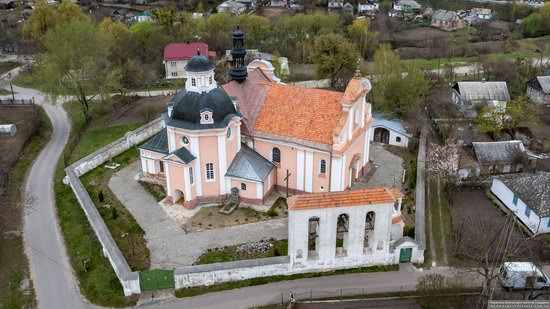 Roman Catholic Church of St. Anthony in Korets, Ukraine, photo 11