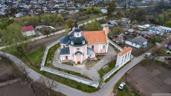Roman Catholic Church of St. Anthony in Korets, Ukraine, photo 12