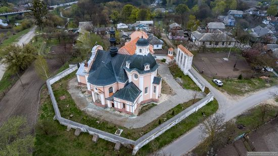 Roman Catholic Church of St. Anthony in Korets, Ukraine, photo 13