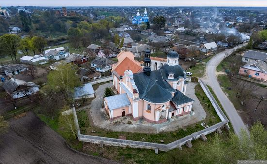 Roman Catholic Church of St. Anthony in Korets, Ukraine, photo 14