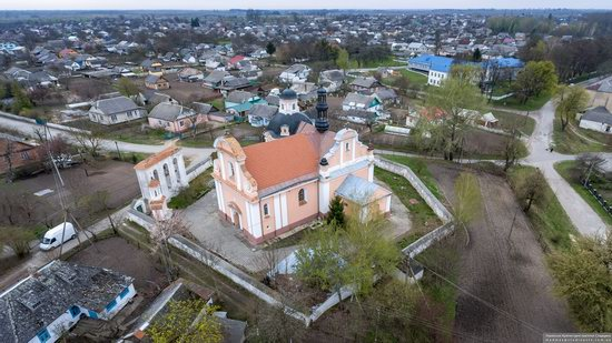Roman Catholic Church of St. Anthony in Korets, Ukraine, photo 16