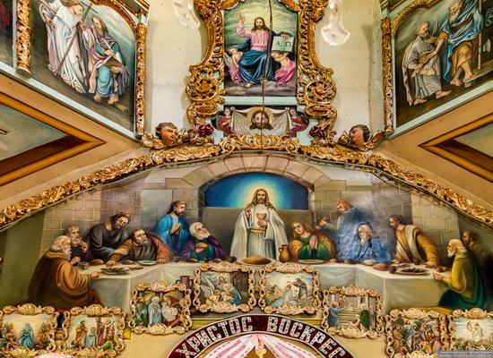 Church of St. Basil the Great in Muzhyliv, Ternopil region, Ukraine, photo 11