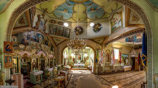 Church of St. Basil the Great in Muzhyliv, Ternopil region, Ukraine, photo 14