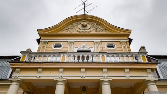Palace of the Counts Tyszkiewicz in Brody, Ukraine, photo 3