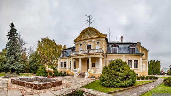 Palace of the Counts Tyszkiewicz in Brody, Ukraine, photo 4