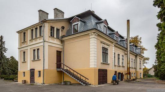 Palace of the Counts Tyszkiewicz in Brody, Ukraine, photo 5