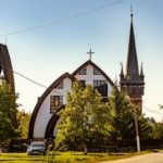 Gothic Reformed Church in Chetfalva