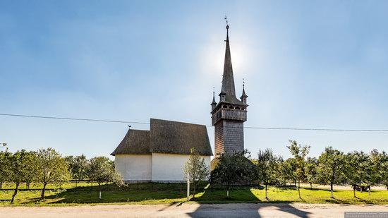 Gothic Reformed Church in Chetfalva, Zakarpattia Oblast, Ukraine, photo 8