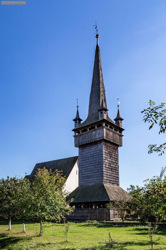 Gothic Reformed Church in Chetfalva, Zakarpattia Oblast, Ukraine, photo 9