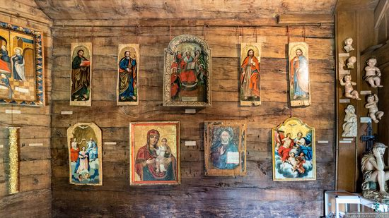 Church of the Holy Spirit in Rohatyn, Ivano-Frankivsk Oblast, Ukraine, photo 10