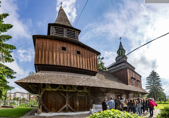 Church of the Holy Spirit in Rohatyn, Ivano-Frankivsk Oblast, Ukraine, photo 12