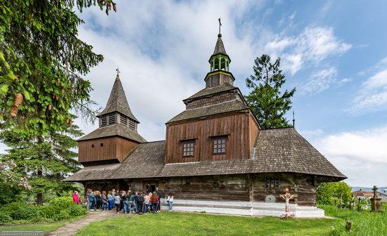 Church of the Holy Spirit in Rohatyn, Ivano-Frankivsk Oblast, Ukraine, photo 3
