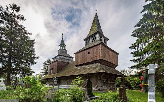 Church of the Holy Spirit in Rohatyn, Ivano-Frankivsk Oblast, Ukraine, photo 4