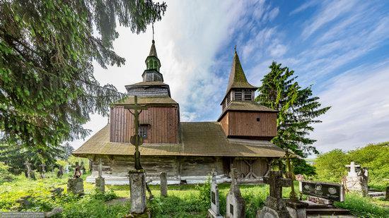 Church of the Holy Spirit in Rohatyn, Ivano-Frankivsk Oblast, Ukraine, photo 5