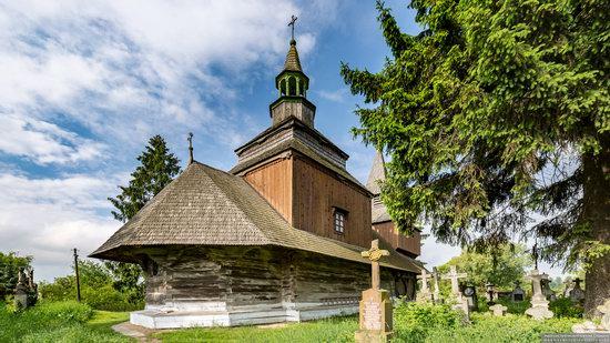 Church of the Holy Spirit in Rohatyn, Ivano-Frankivsk Oblast, Ukraine, photo 6