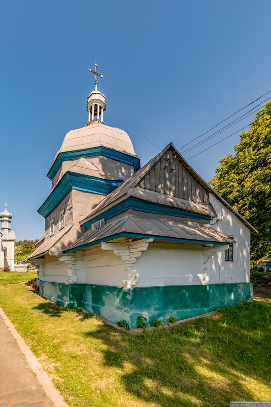 Church of the Resurrection of Christ in Derenivka, Ternopil Oblast, Ukraine, photo 10